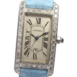innovative design 43be2 b777b カルティエ タンクアメリカンの中古腕時計 - 腕時計投資.com