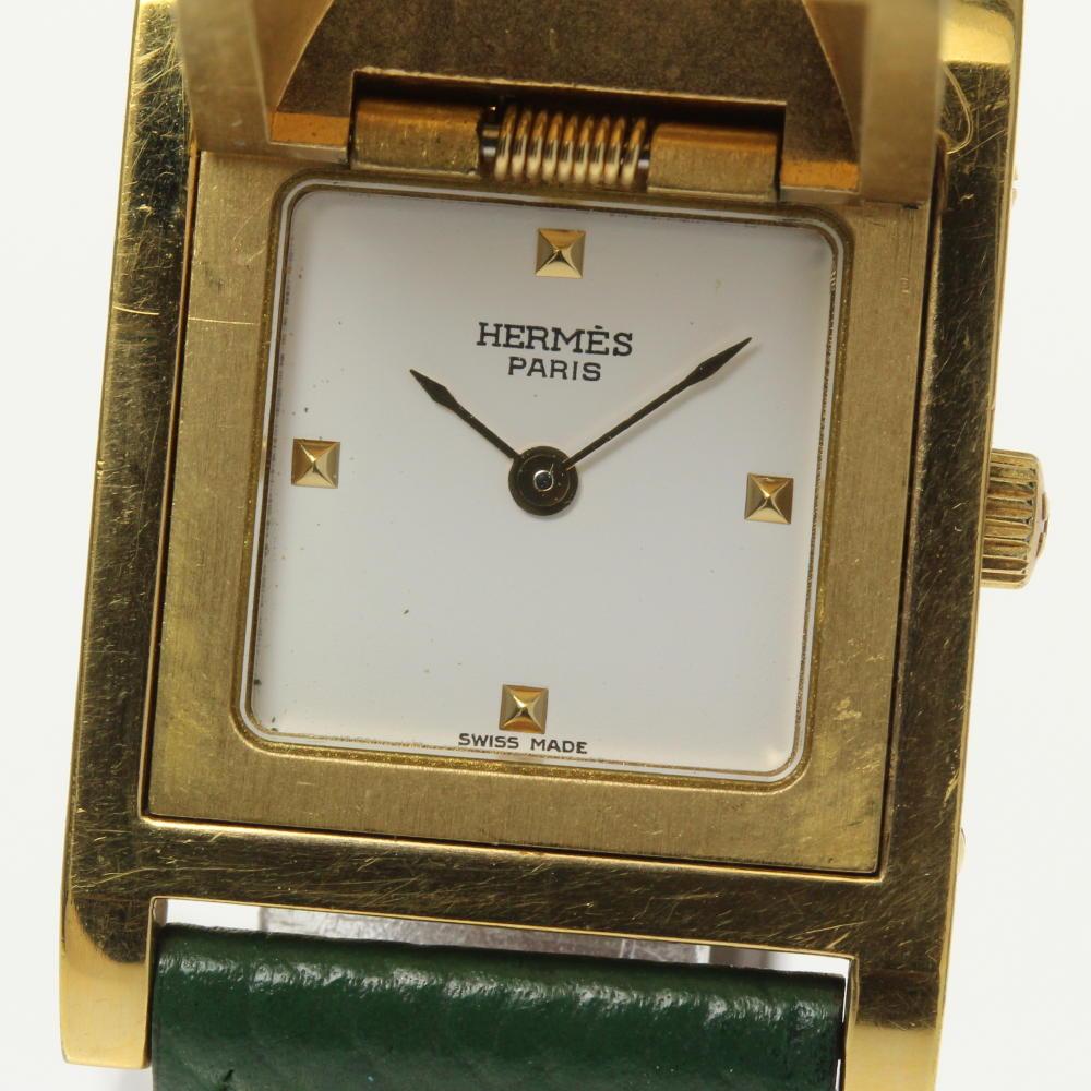 腕時計, レディース腕時計 HERMES W ev05a