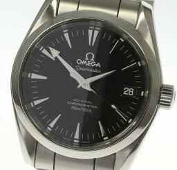 info for b37b4 b8a67 オメガ(OMEGA) シーマスター アクアテラ 2504.50の価格一覧 ...