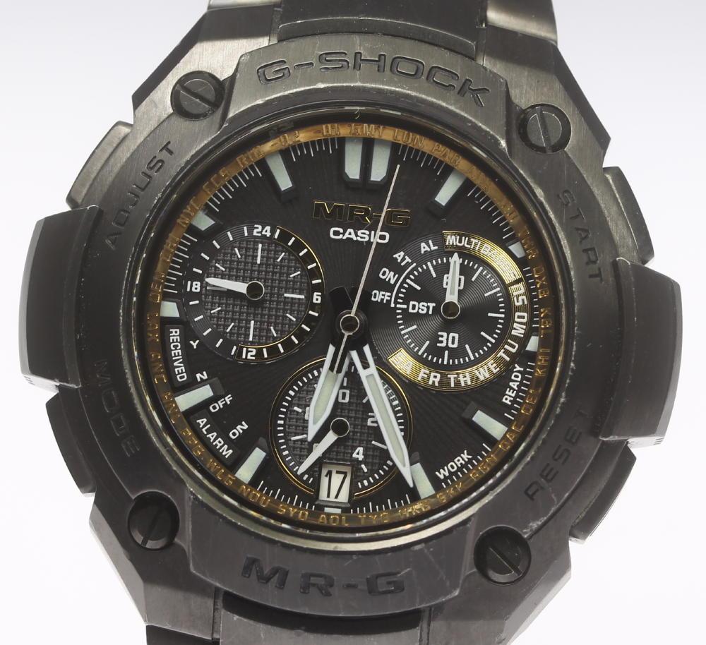 腕時計, メンズ腕時計 CASIO G-SHOCK MR-G MRG-8000G-1AJF 19080919112