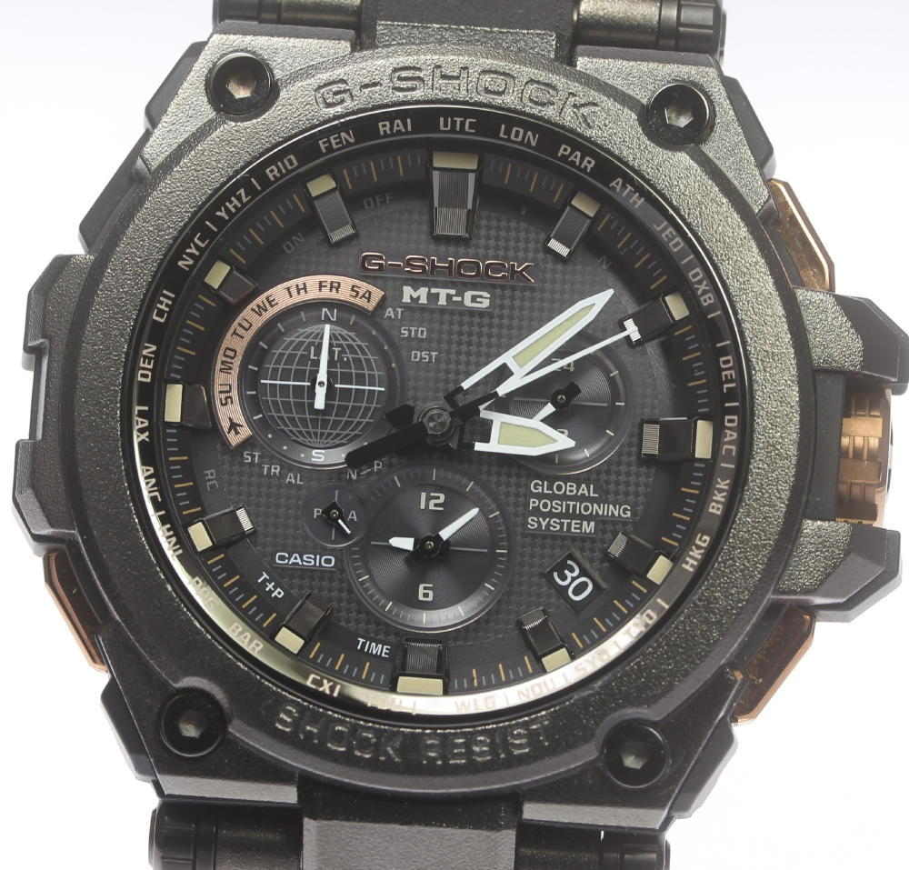 腕時計, メンズ腕時計  CASIO G-SHOCK MTG-G1000RB-1AJF 1000 GPS 19112