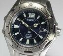 SEIKO セイコー V145-0BH0 ソーラー スキューバ メンズ 腕時計【中古】