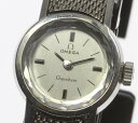 【3月20日価格改定!】【OMEGA】 オメガ ジュネーブ カットガラス Cal.485 手巻き レディース腕時計 ★【中古】