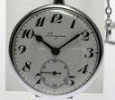 【LONGINES】ロンジン 手巻き スモールセコンド アンティーク 懐中時計【中古】