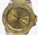 チュードル ミニサブ 73091 B番 自動巻き ダイバー ボーイズ レディース腕時計【中古】
