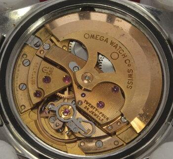 【OMEGA】オメガシーマスターライスブレスcal.565デイト自動巻きメンズアンティーク