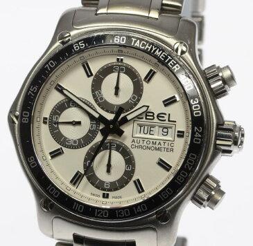 【EBEL】エベル 1911 ディスカバリークロノ E9750L62 自動巻き メンズ【170617】【中古】