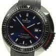 良品 箱保付☆【EDOX】エドックス ハイドロサブ 80301 ラバー 自動巻き メンズ腕時計 ◆【中古】【170617】