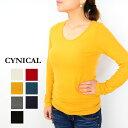 【得割】【メール便無料】CYNICAL(シニカル)ラグウォームロングTシャツ85095536(ロンT...