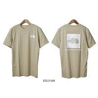 【ネコポス送料無料】THENORTHFACEザ・ノースフェイスメンズボックスロゴTシャツ(USA企画)MEN'SS/SBOXNSETEE/半袖Tシャツバックプリント胸ロゴプリント男性用(NF0A4763)