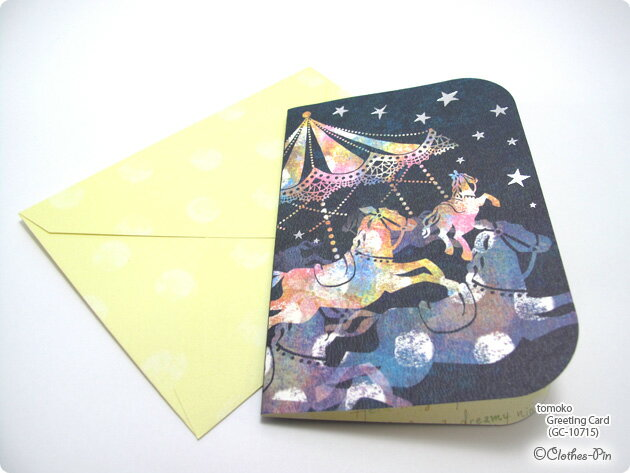 紙製品・封筒, グリーティング・カード Tomoko Hayashi OK190624ZG