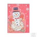 たけいみき クリスマスカード グリーティングカード Xmas...