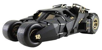 ホットウィール コレクター バットマンシリーズ 1/18 バットモービル(バットマン ビギンズ) MT9931G 京商:クロソイド屋