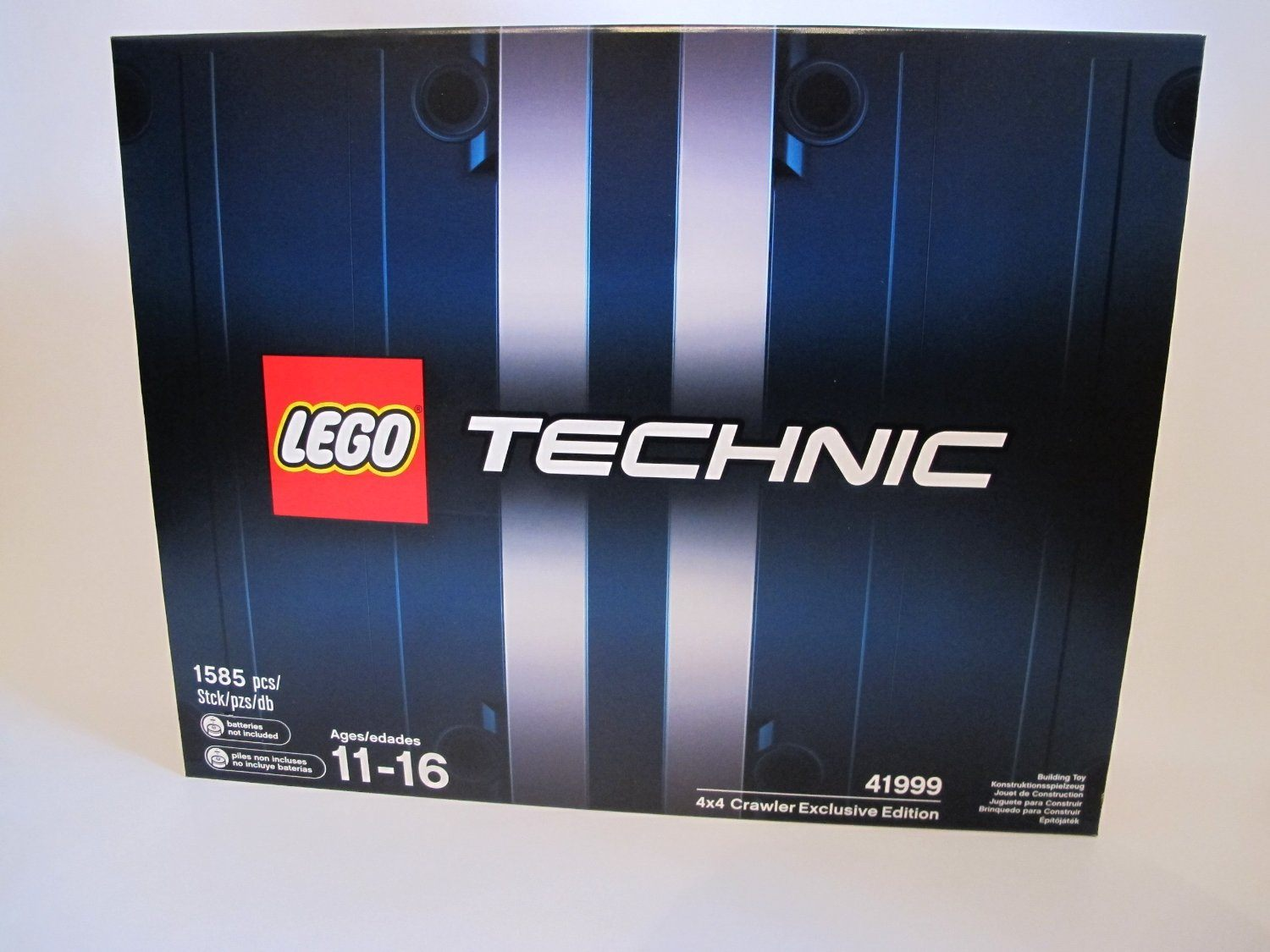 LEGO TECHNIC 4x4 Crawler Exclusive Edition Set 41999