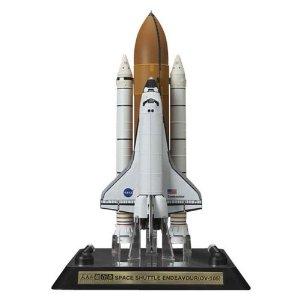 大人の超合金 スペースシャトル エンデバー号 (初回特典付き) : バンダイ