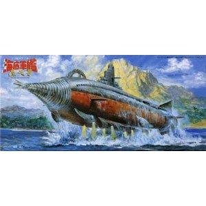 海底軍艦 轟天号 : フジミ模型画像