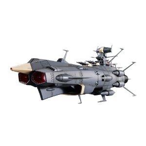 超合金魂 GX-58 地球防衛軍旗艦 アンドロメダ : バンダイ