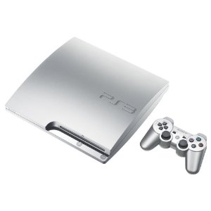 PlayStation 3 (160GB) サテン・シルバー ( CECH-2500A SS ) : ソニー・コンピュータエンタテインメント