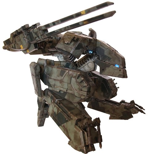 コレクション, フィギュア METAL GEAR SOLID MG REX ( ) (ABSPVCPOM ) : threeA