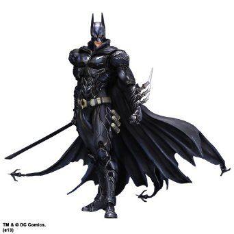 DC Comics VARIANT PLAY ARTS改 バットマン™(PVC塗装済みアクションフィギュア) スクウェア・エニックス:クロソイド屋