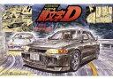 頭文字Dシリーズ09 ランサーエボリューションIII 須藤京一仕様 フジミ模型
