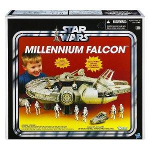 スターウォーズ 2012ヴィンテージミレニアムファルコン Hasbro社 並行輸入