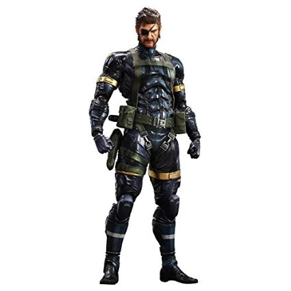 コレクション, フィギュア METAL GEAR SOLID V GROUND ZEROES PLAY ARTS (PVC)