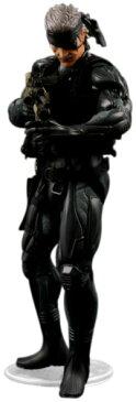 RAH リアルアクションヒーローズ メタルギア ソリッド4 SOLID SNAKEMGS4 Ver. 1/6スケール ABS&ATBC-PVC製 塗装済み可動フィギュア メディコム・トイ