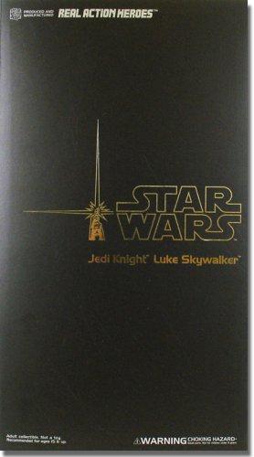 RAH LUKE SKYWALKER JEDI KNIGHT 1/6スケール ABS&ATBC-PVC製 塗装済み可動フィギュア メディコム・トイ:クロソイド屋