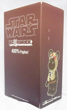 コレクション, フィギュア STAR WARS 400 BERBRICK Paploo MEDICOM TOY EXHIBITION07 LIMITED 2,007 PIECES