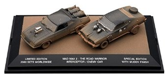 AUTOart 1/43 マッドマックス 2 ザ・ロードウォリアー 「インターセプター・エネミーカー」セット ウェザリングVer.:クロソイド屋