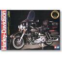 1/6 オートバイシリーズ No.07 ハーレーダビットソン ブラックスペシャル 16007 タミヤ