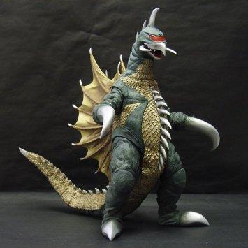 東宝30cmシリーズ「ガイガン(1972)発光版」少年リック 商品