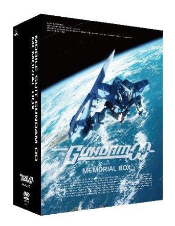 機動戦士ガンダム00 MEMORIAL BOX 【初回限定生産】 [DVD]:クロソイド屋