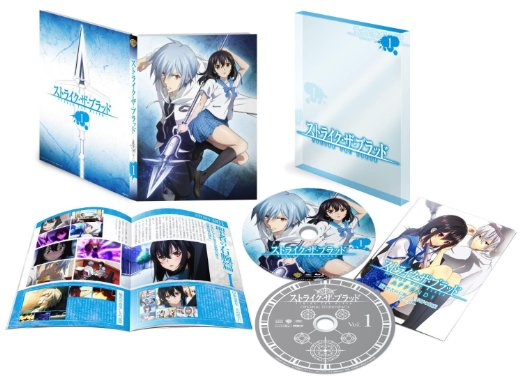 ストライク・ザ・ブラッド (初回生産限定版) 全8巻セット [Blu-rayセット]:クロソイド屋