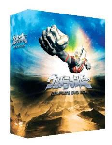 特撮ヒーロー, ウルトラマンシリーズ A() DVD BOX