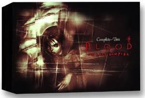 BLOOD THE LAST VAMPIRE COMPLETE BOX [DVD]:クロソイド屋