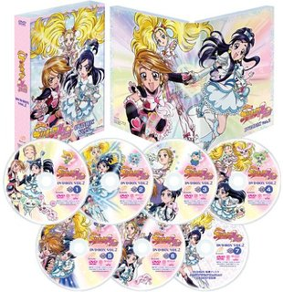 ふたりはプリキュア Max Heart DVD-BOX vol.2【完全初回生産限定】:クロソイド屋