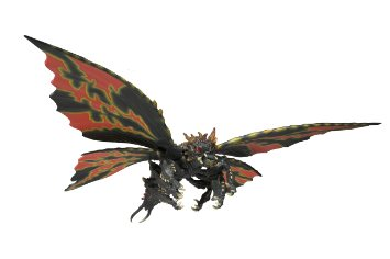 S.H.MonsterArts バトラ(成虫) バンダイ:クロソイド屋