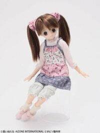 えっくすきゅーと小桜(ちさ)/MyFirstDiaryChisaオリジナル21cmドールアゾンインターナショナル