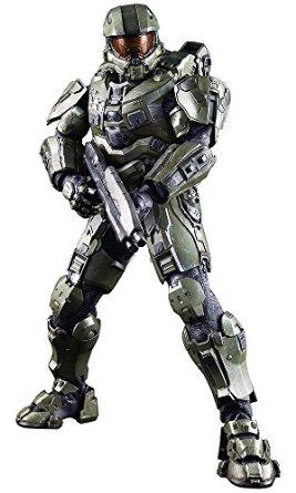 コレクション, フィギュア Halo 4 16 ABSPVCPOM threeA