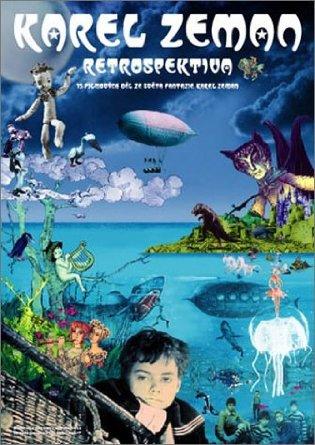 幻想の魔術師 カレル・ゼマン コレクターズBOX [DVD]:クロソイド屋