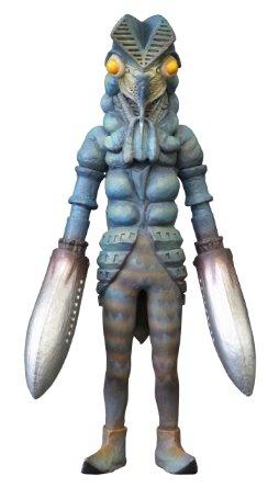 怪獣ミュージアム バルタン星人 (ポリストーン製塗装済完成品) エクスプラス:クロソイド屋