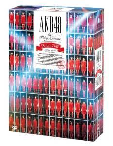 AKB48 in TOKYO DOME~1830mの夢~スペシャルBOX 初回限定盤 (7枚組DVD):クロソイド屋