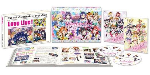ラブライブ! 2nd Season Collection プレミアムエディション(全13話 307分)[Blu-ray](海外inport版):クロソイド屋