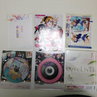 ラブライブ! 2nd Season (特装限定版) (全7巻) [マーケットプレイスBlu-rayセット商品]:クロソイド屋