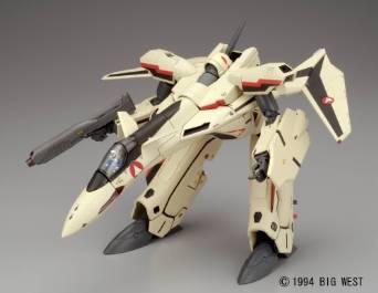 マクロスプラス 1/60 完全変形版 YF-19 やまと画像