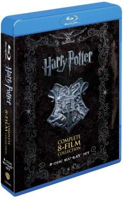 【初回生産限定】ハリー・ポッター ブルーレイ コンプリートセット [Blu-ray]:クロソイド屋