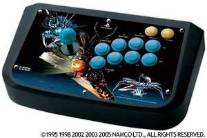 ソウルキャリバーIII対応 スティック ホリ PlayStation2 未使用