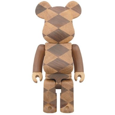 コレクション, フィギュア BERBRICK WOVEN 400 MEDICOM TOY MEDICOM TOY 20th ANNIVERSARY EXHIBITION